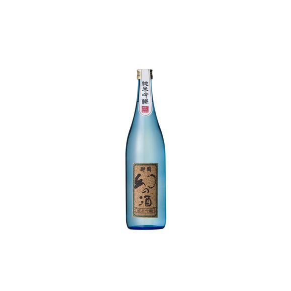 純米吟醸「幻の酒ブルー」01