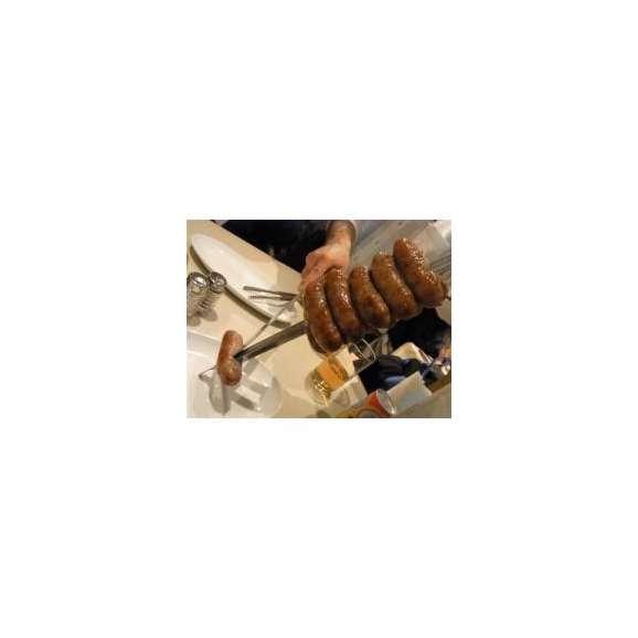 【ブラジル生ソーセージ】=[リングイッサ シュハスコ]/1kgパック/BBQ/バーベキュー/業務用/荒挽き/あらびき/あら挽き03