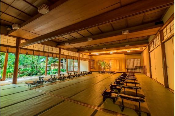 徳川慶喜公屋敷跡 浮月楼