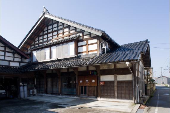 吉市醤油店